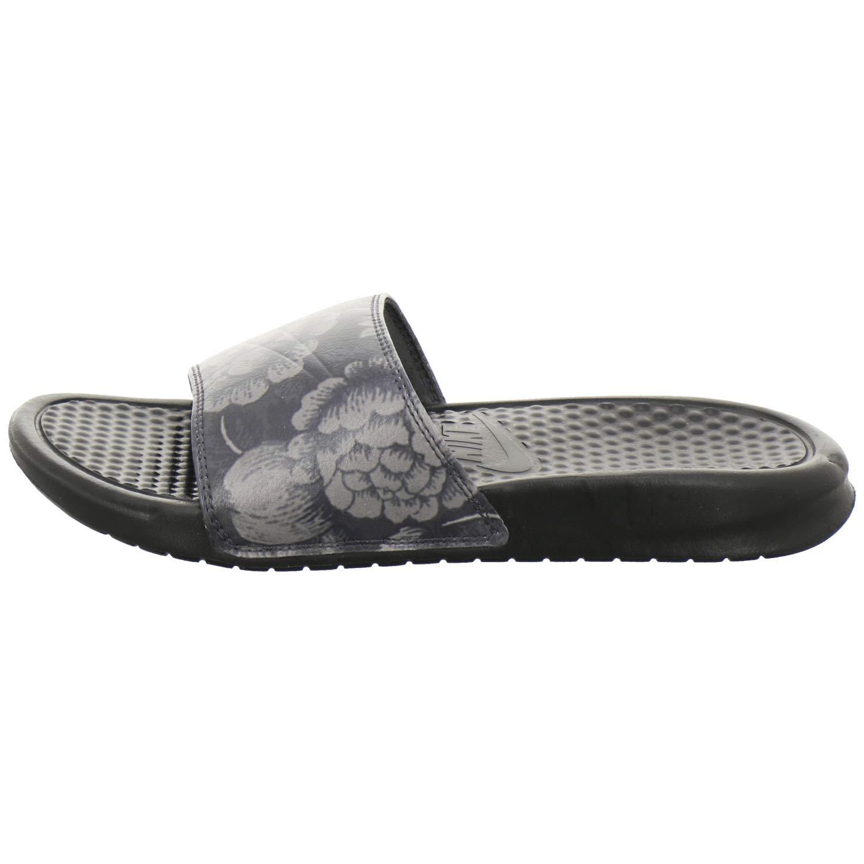 huge discount fb879 68ea2 Nike Wmns Benassi Jdi Print, Sandale de diapositive femme  Amazon.fr   Chaussures et Sacs