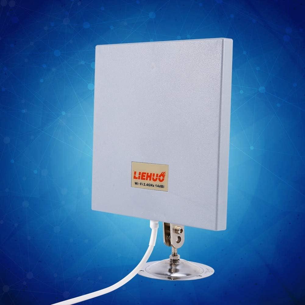 Estink Antena de Panel Extensor WiFi, Resistente al Agua ...