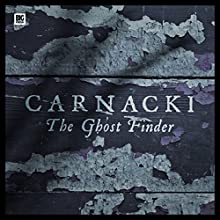 Carnacki the Ghost-Finder Audiobook by William Hope Hodgson Narrated by Dan Starkey, Joseph Kloska