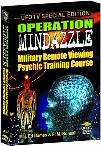 Amazon.com: Operation Mindazzle: Military Remote Viewing (UFO TV ...