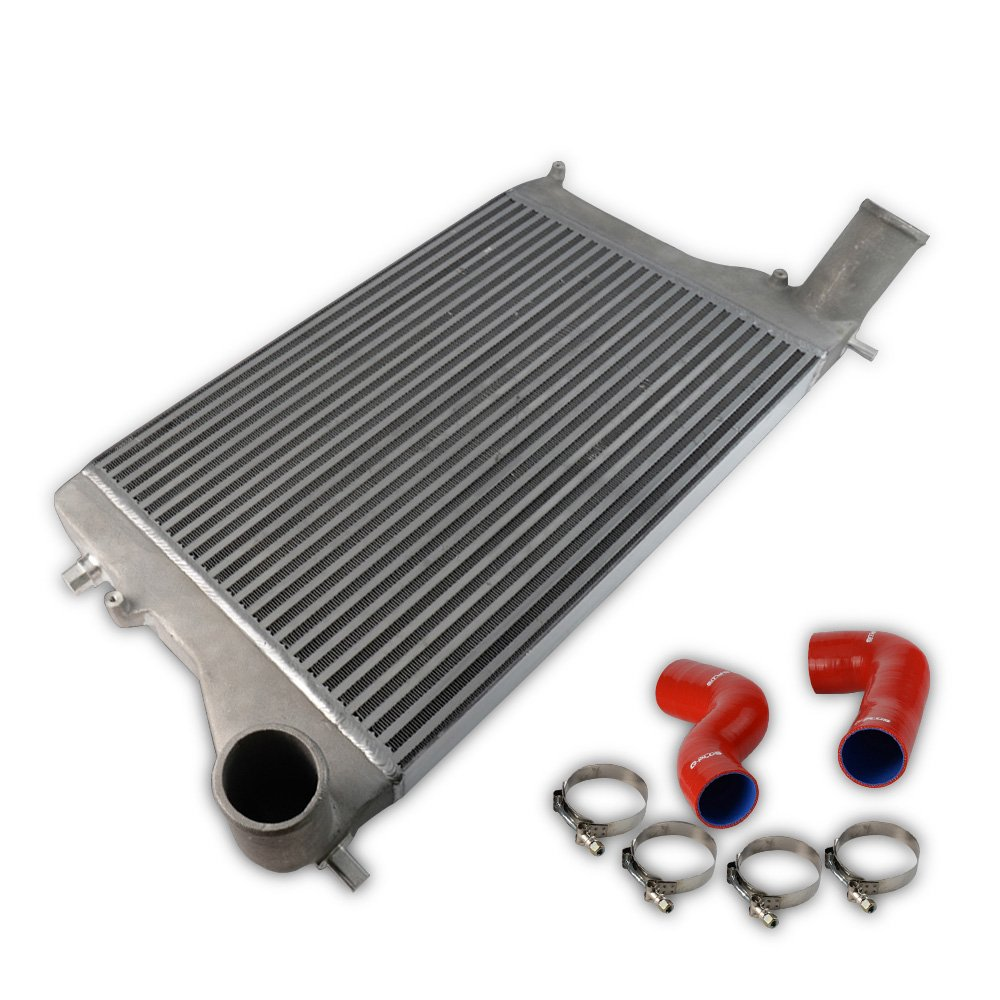 For VW MK5 MK6 2.0T VERSION 2 Front Mount Turbo Aluminum Intercooler Piping Kit