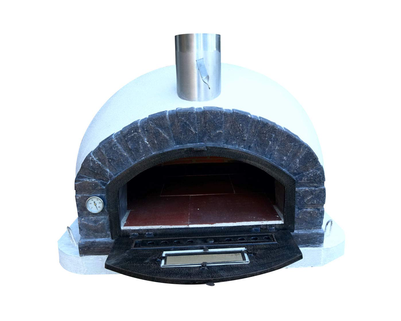 Authentic Pizza Ovens - BRAZZA Premium Wood FIRE Oven