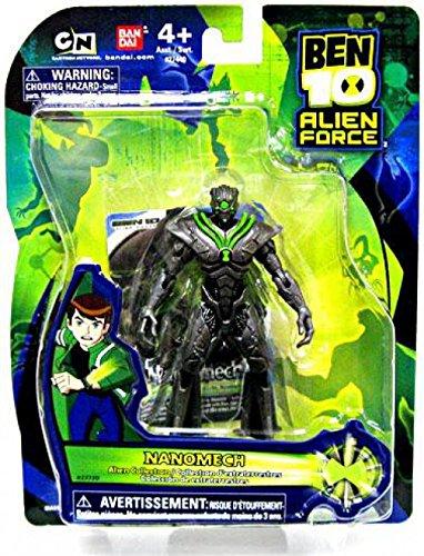 Ben 10 Alien Force Omnitrix - Ben 10 Alien Force 4 Inch Action Figure Nanomech