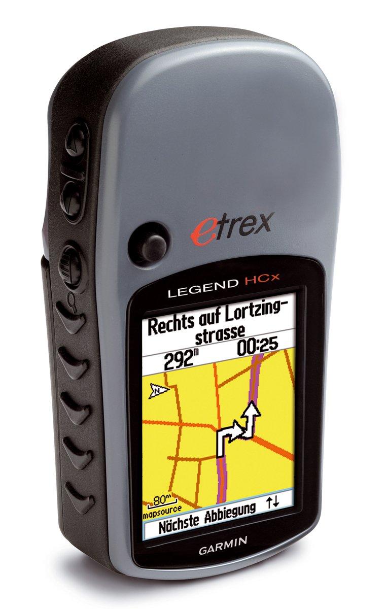 Garmin GPS ETrex Legend HCx Ohne Kartenmaterial Amazonde Sport Freizeit