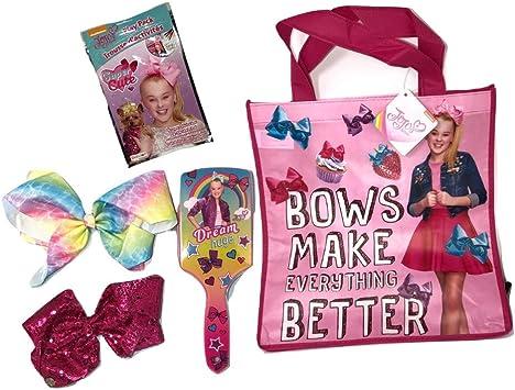 Jojo Siwa Set de regalo incluye bolsa de Jojo Siwa, dos ...