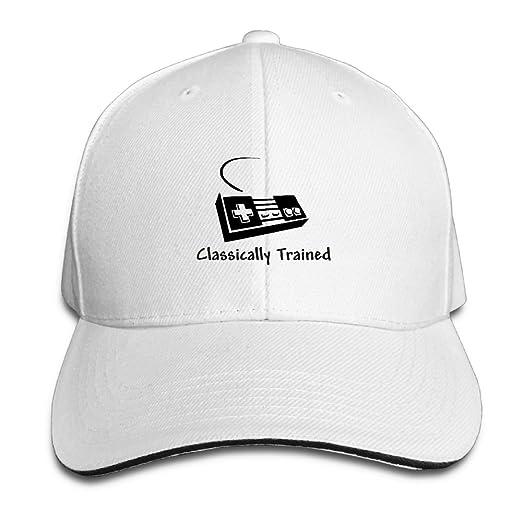 647f5d5e8bf Image Unavailable. Image not available for. Color  Efbj Baseball Cap Hip  Hop Hat Cotton Sports Adjustable Casquette ...