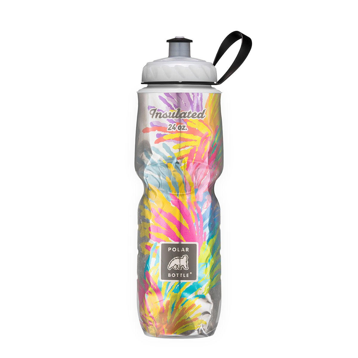 Polar Bottle Trinkflasche Starburst, Multicolor, One Größe