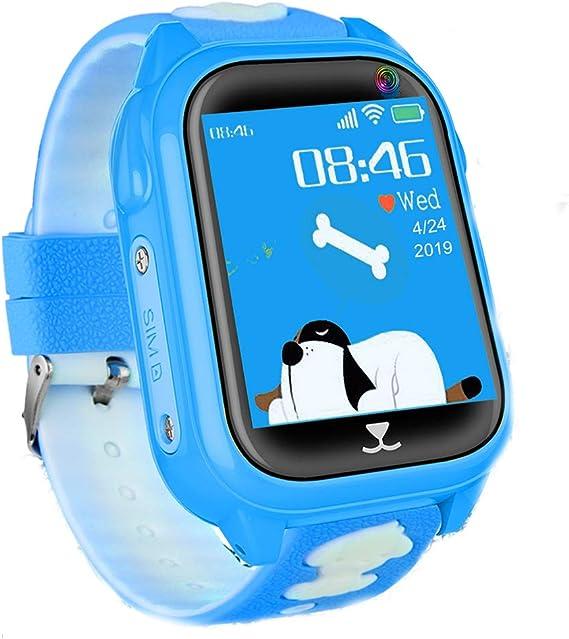 Amazon.com: Kids Smart Watch Phone with GPS Tracker Free SIM ...