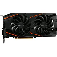 GIGABYTE GV-RX580GAMING-8GD T/ Video AMD Radeon RX580 OC Gaming 8GB DDR5