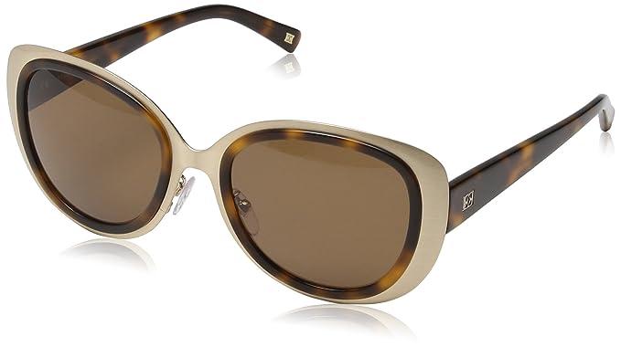 a416b82a230 Escada Women s SES861 Butterfly Sunglasses  Amazon.co.uk  Clothing