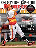 2014 Sports Illustrated Houston Astros George Springer World Series Champions 8x10 Cover photo