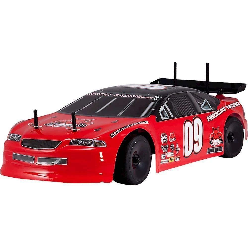Redcat Racing Lightning STK Electric Car, Red, 1/10 Scale