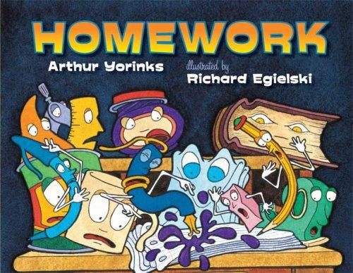 Homework arthur yorinks essay of life and faith