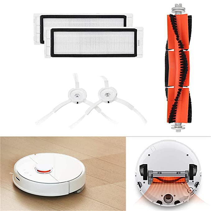Amazon.com - Pro Robotic Vacuums, BCDshop Rechargeable Automatic Smart Cleaner Sweeping Robot Strong Suction Floor Cleaning Machines Mop Cleaning Dust, ...