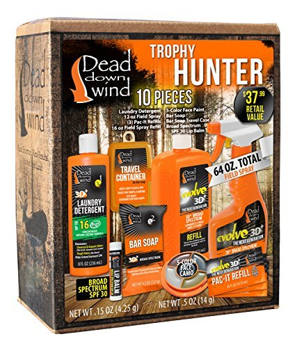 Dead-Down-Wind-Trophy-Hunter-Kit-10-Piece