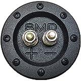 SMD 1 Channel Heavy Duty Speaker Terminal (Grade 8) (3/4 PVC Black) (Round)