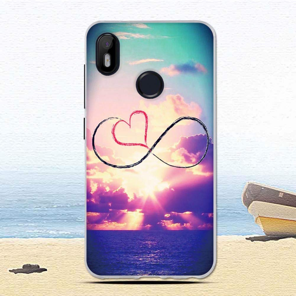 Amazon.com: GSYDSJK Coque for BQ Aquaris C Case Funda for BQ ...