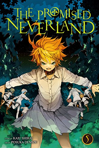 The Promised Neverland, Vol  5: Escape