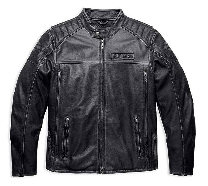 Amazon.com: Harley-Davidson Midway 98108-16VM - Chaqueta de ...