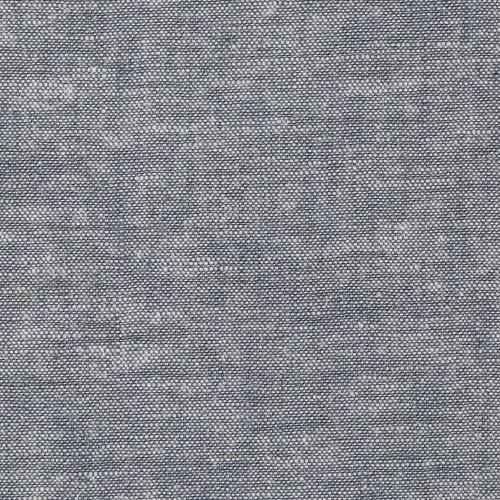 grey linen dress fabric - 4