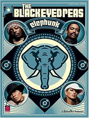 cd de black eyed peas elephunk