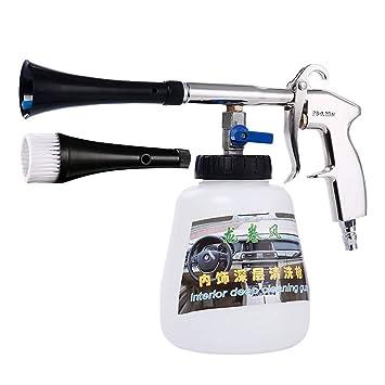 Delicacydex Teniendo Tornador Pistola de Limpieza de Alta presión Lavadora de Coches Tornador Pistola de Espuma