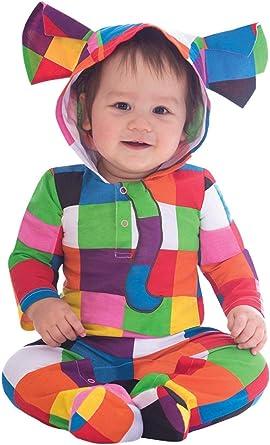 Elmer Baby Kids Fancy Dress Costume