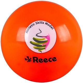 REECE ASM Hockey Adapta Plain Training Ballon–Lot de 6Champ Hockey Orange Orange Taille 1