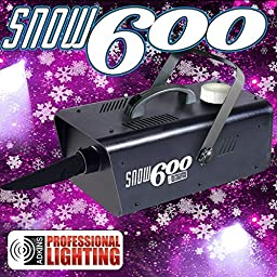 Adkins Professional Lighting Snow Machine 600