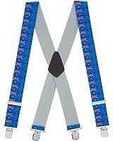 Suspender Store Mens Australian Flag Suspenders