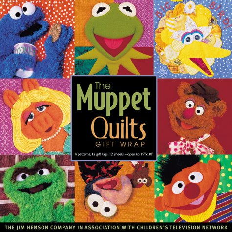 muppet quilt - 1