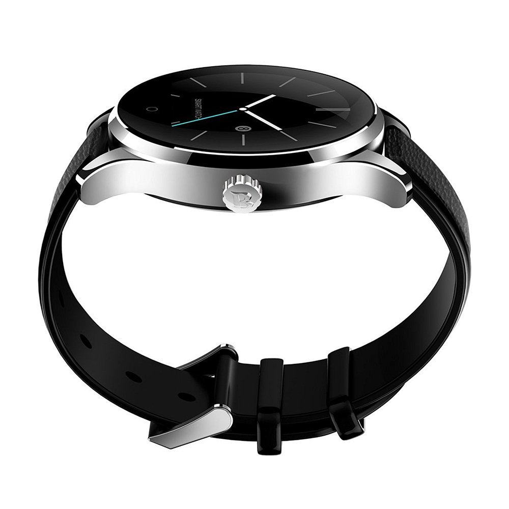 Amazon.com: TOOGOO K88H Bluetooth Smart Watch Heart Rate ...
