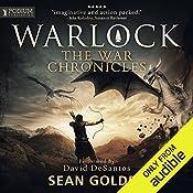 Warlock: The War Chronicles, Book 2 | Sean Golden