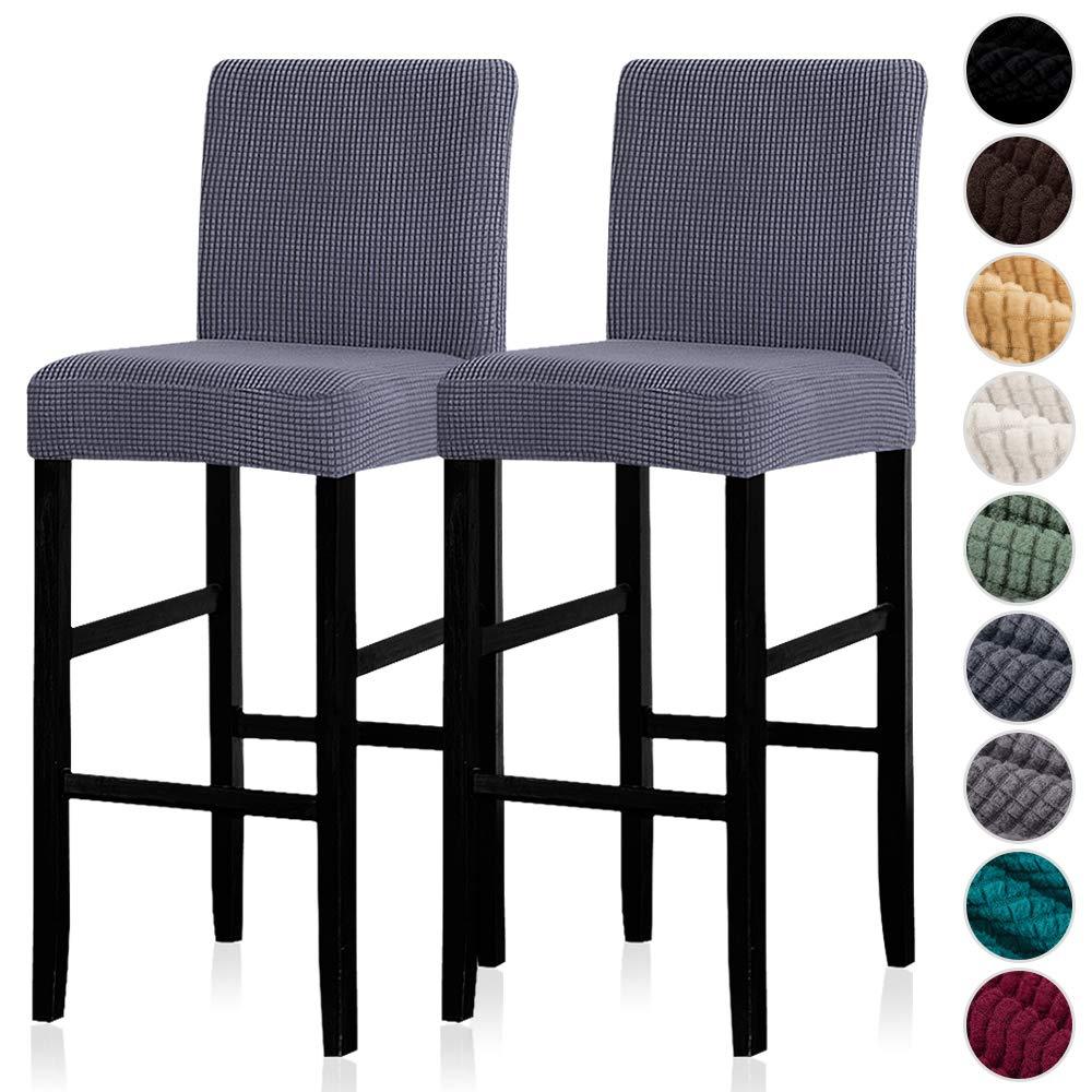 Buy Lellen Reusable Pub Counter Stool Chair Covers Slipcover