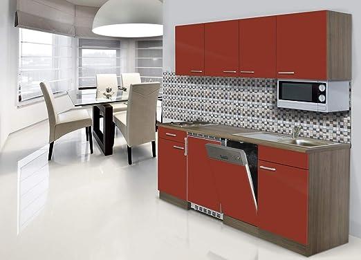 respekta Montaje Individual Cocina Bloque de cocina 195 cm ...