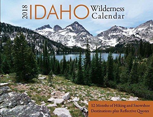 2018 Idaho Wilderness Calendar