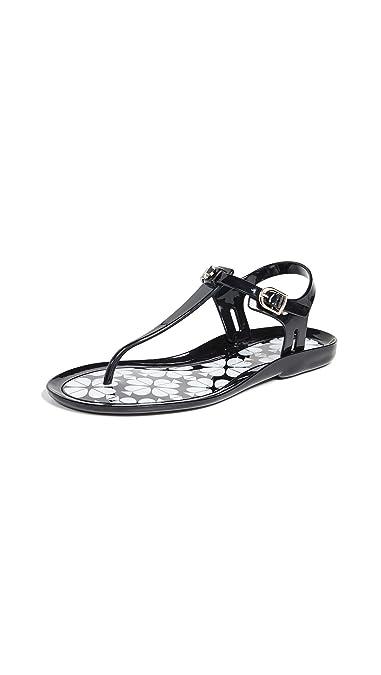 c4a08524aa583 Amazon.com: Kate Spade New York Women's Tallula Jelly Sandals: Shoes