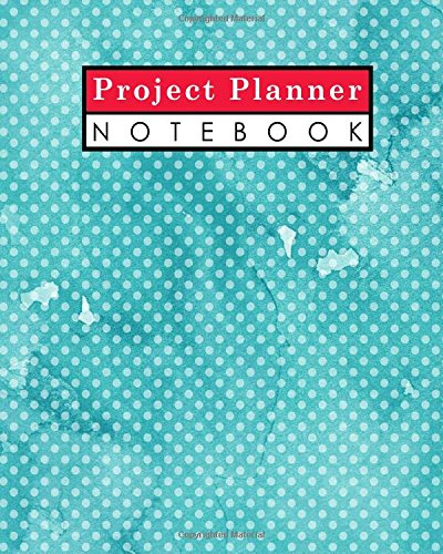 book: Project Management Note Pads, Project Manager Notepad, Project Planner Pages, Organize Notes, To Do, Ideas, Follow Up, Hydrangea Flower Cover (Volume 43) ()