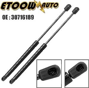 2Qty Front Hood Shock Spring Lift Support Prop Damper For Volvo S60 S80 V70 XC70