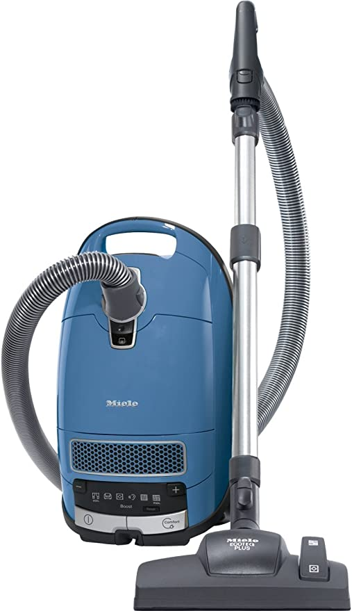 Miele Complete C3 Allergy Ecoline Aspiradora, 4.5 L, 550 W: Amazon ...