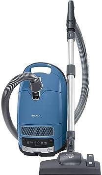 Miele Complete C3 Allergy EcoLine Bodenstaubsauger (mit Beutel, 4,5 Liter Staubbeutelvolumen, 550 Watt, 12 m Aktionsradius, i