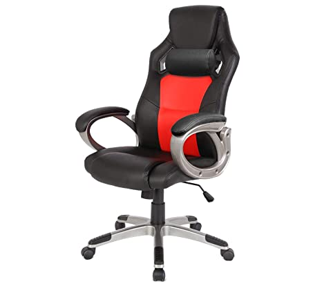 Amazing Amazon Com Proht Racing Style Gaming Chair Office Computer Andrewgaddart Wooden Chair Designs For Living Room Andrewgaddartcom