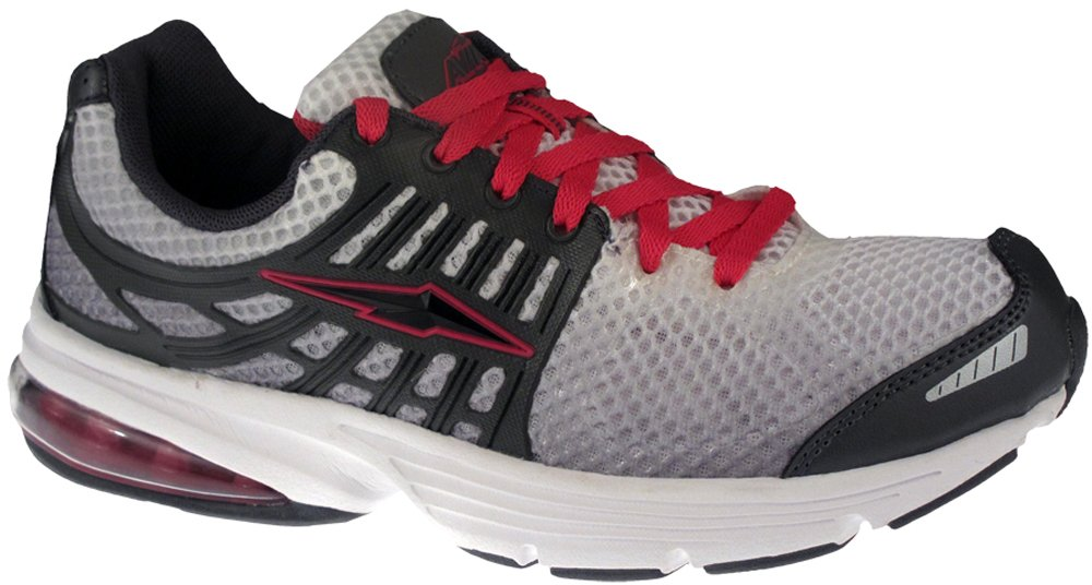 Cherokee Athletic Air Bag Outsole Mesh Upper | Grey Fade, Pink Size 6H