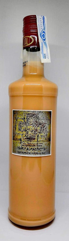 Yáñez Almacenista Experimental Crema de Ron: Amazon.es ...