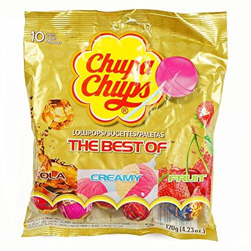 Chupa Chups Lollipops Best Of Cola