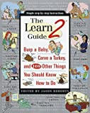 Learn2 Guide, Jason Roberts, 0375752552