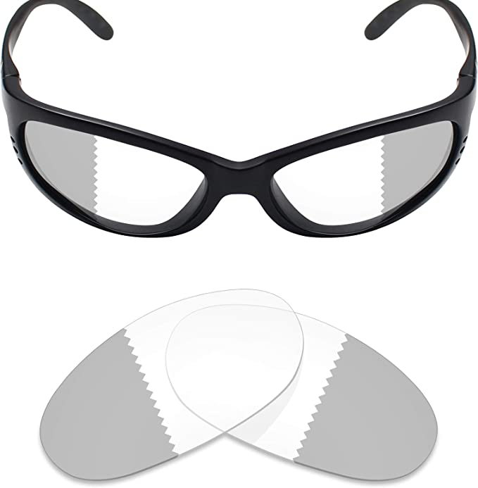 More Options ToughAsNails Polarized Lens Replacement for Costa Del Mar Zane Sunglass