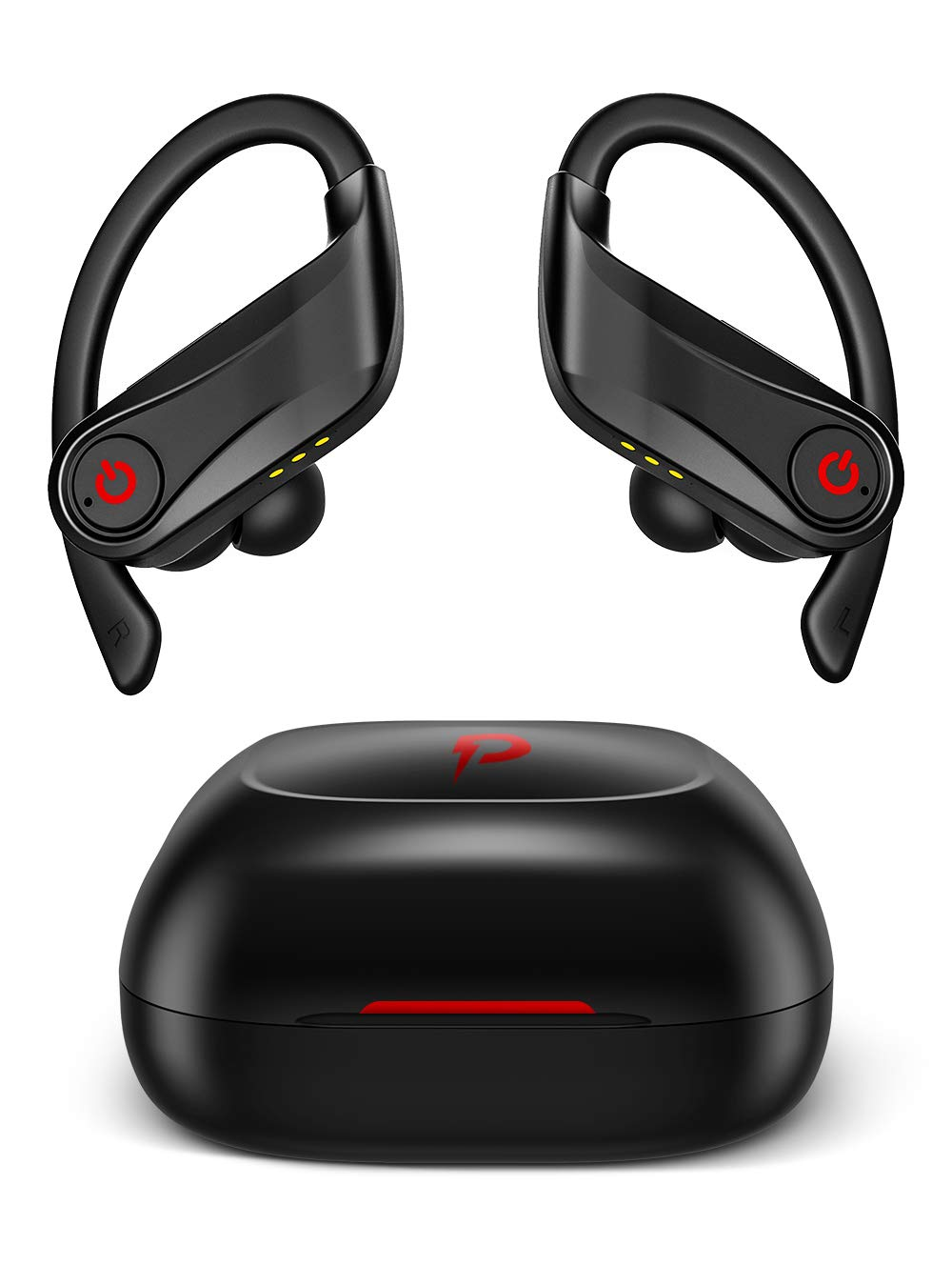 Wireless Earbuds,XXXAUDIO Bluetooth 5.0 True Wireless Earbuds,3D Stereo Sound 30H Playtime in-Ear Built-in Mic Headphones,Premium Sound with Deep Bass for Sport,Work Outs