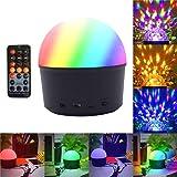 Bluetooth Speaker, Disco Lighting, Night Light Great Low Bass Speaker …