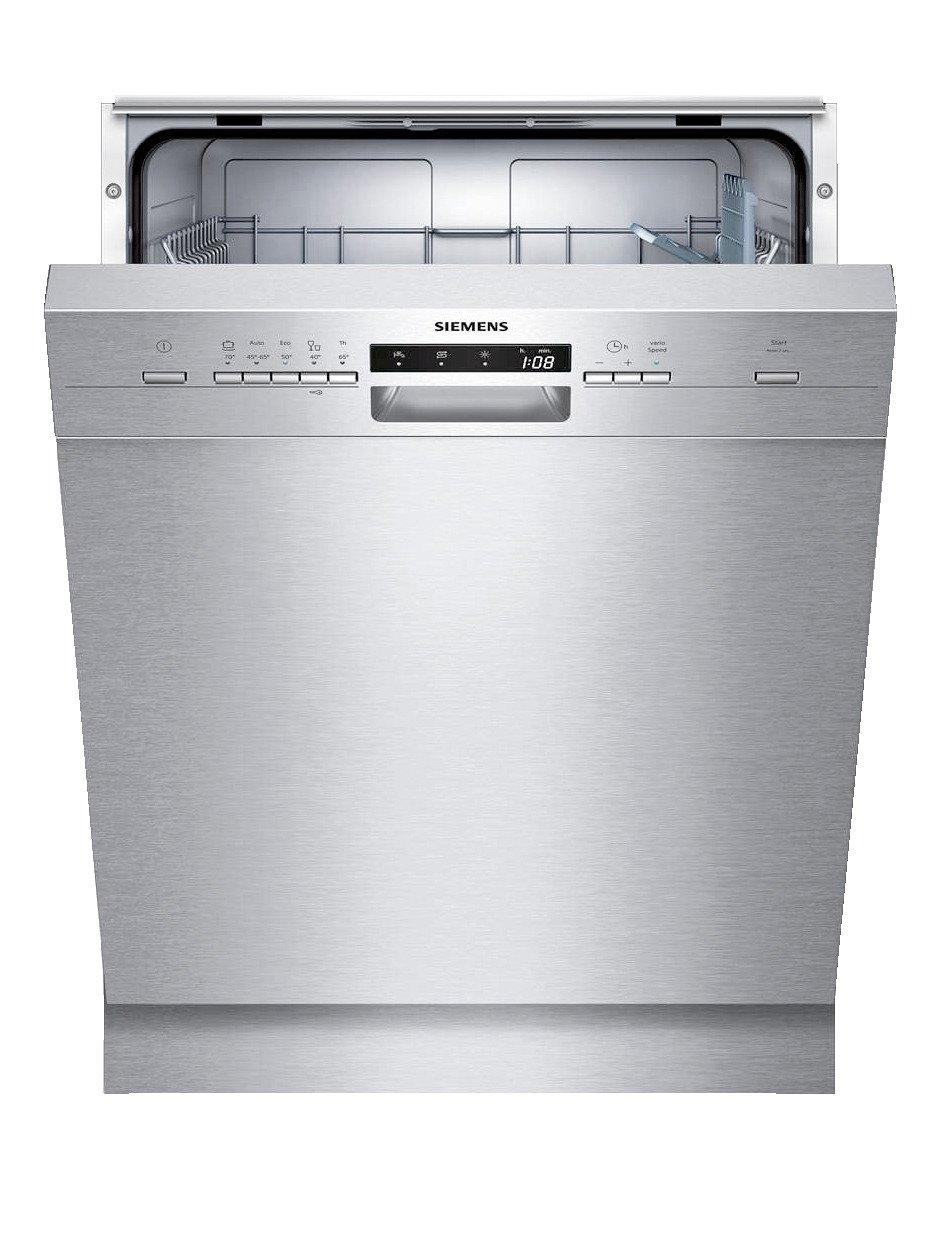 Siemens iQ300 SN435S00AE lavavajilla Bajo encimera 12 cubiertos A+ ...